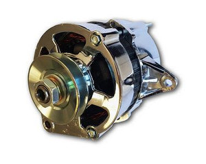 Alternator chromowany 12V. **